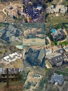 Celebrity Auto Group >> Rick Hendrick's House in Charlotte, NC - Virtual Globetrotting