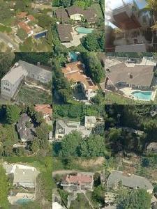 William Shatner's House in Los Angeles, CA - Virtual Globetrotting