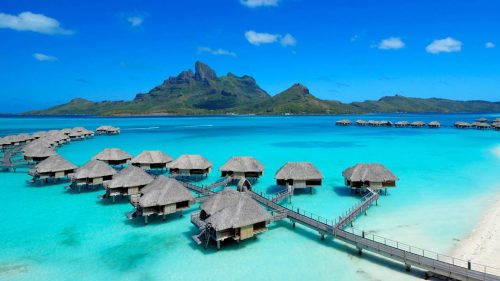 Photo Credit: Four Seasons Bora Bora